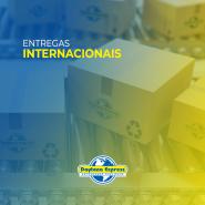 Entregas Internacionais