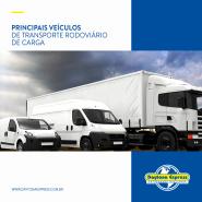 Principais veículos de transporte rodoviário de carta