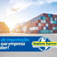 Impostos de importação: tudo que sua empresa precisa saber!